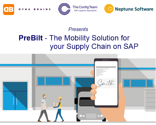 PreBilt Supply Chain SAP